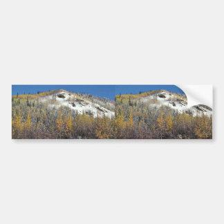 Tetlin National Wildlife Refuge Bumper Sticker