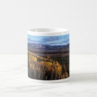 Tetlin Refuge Autumn Landscape Classic White Coffee Mug