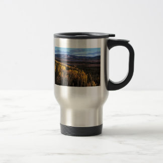 Tetlin Refuge Autumn Landscape 15 Oz Stainless Steel Travel Mug