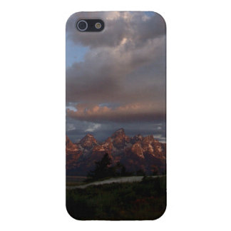 Teton cloud iPhone SE/5/5s cover
