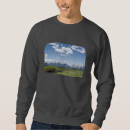 Teton Fence Sweatshirt