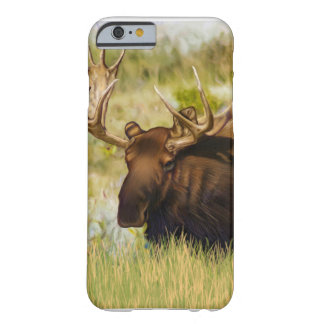 Teton King Moose Bull Barely There iPhone 6 Case