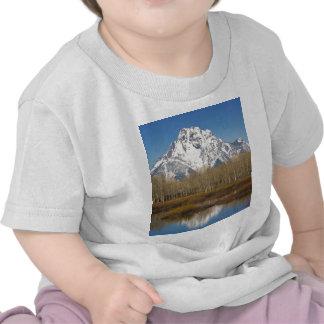 Teton magnífico camiseta