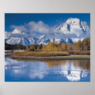 Teton magnífico Wyoming Impresiones
