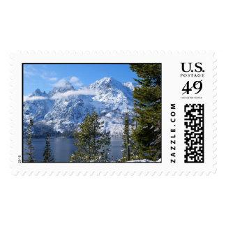 Teton Mountain 294_R Postage