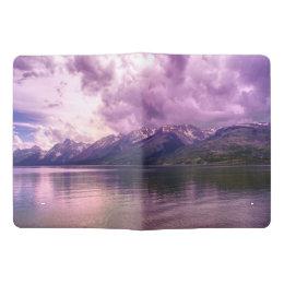Teton Mountain Range Notebook