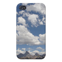Teton sky case for iPhone 4