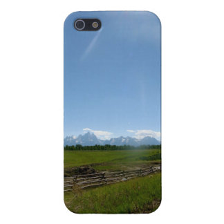 Teton summer iPhone SE/5/5s cover