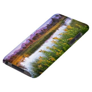 Teton Sunrise iPod Case-Mate Case