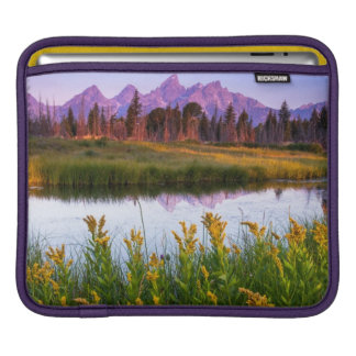 Teton Sunrise iPad Sleeve