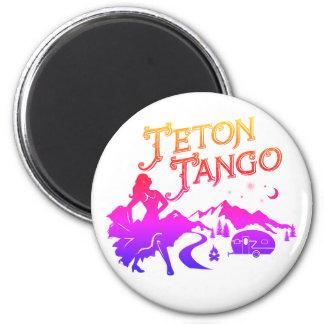 Teton Tang Magnet