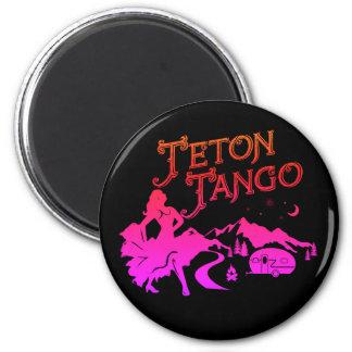 Teton Tango Magnet blk