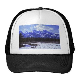 Tetons #2.JPG Trucker Hat