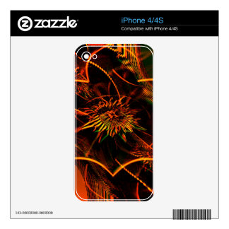 Tetra 52 skins for the iPhone 4