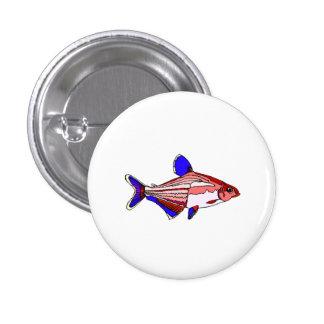 Tetra Fish Buttons
