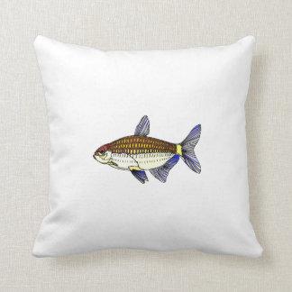 Tetra Fish Throw Pillows