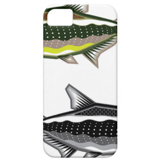 Tetra pescados de neón del acuario funda para iPhone SE/5/5s