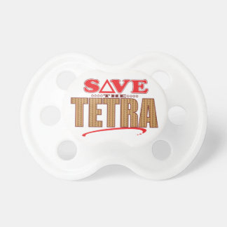 Tetra Save Pacifier