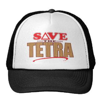 Tetra Save Trucker Hat