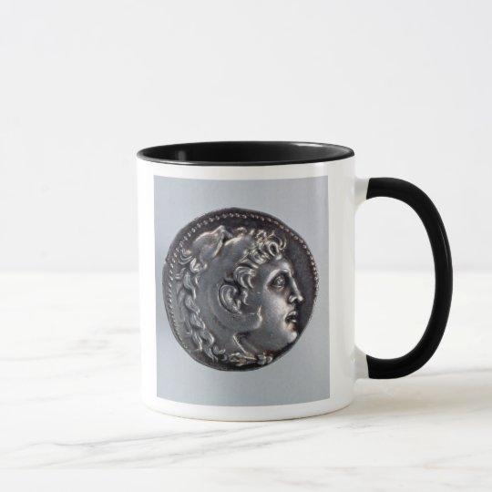 Tetradrachma depicting Alexander the Great Mug