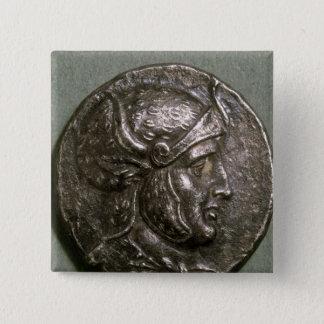 Tetradrachma of Seleucus I  King of Syria Pinback Button