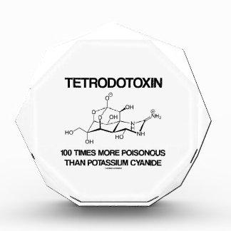 Tetrodotoxin 100 Times More Poisonous Than Cyanide Award