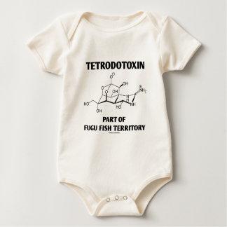 Tetrodotoxin Part Of Fugu Fish Territory Baby Bodysuit