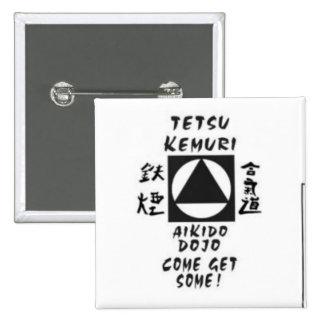 Tetsu Kemuri Dojo Button