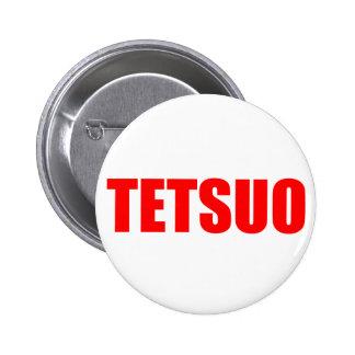 TETSUO PINBACK BUTTON