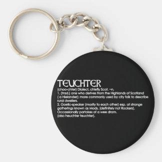 Teuchter Keychains