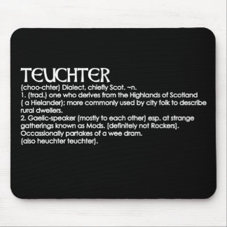 Teuchter Mouse Pad