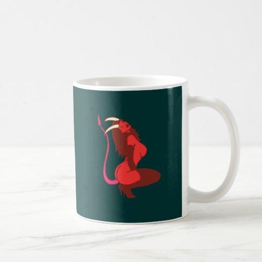 Teufelin she-devil teetasse