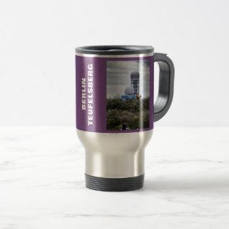 Teufelsberg, BERLIN 2.T Travel Mug
