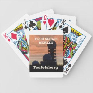 Teufelsberg, BERLÍN Barajas