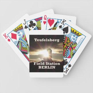 Teufelsberg, BERLÍN Barajas De Cartas