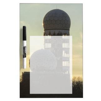 Teufelsberg, BERLIN Dry-Erase Board