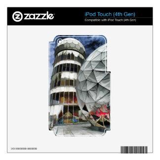 Teufelsberg, BERLIN Skin For iPod Touch 4G