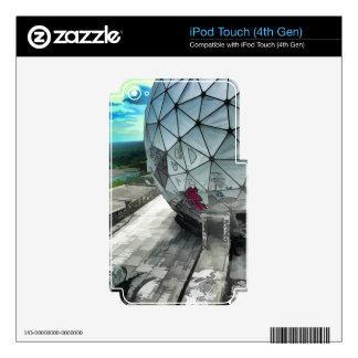 Teufelsberg Berlin Skins For iPod Touch 4G
