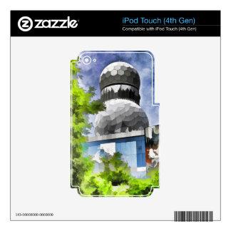Teufelsberg, BERLIN Skins For iPod Touch 4G