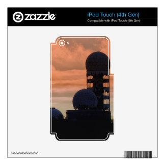 Teufelsberg, BERLIN iPod Touch 4G Skin
