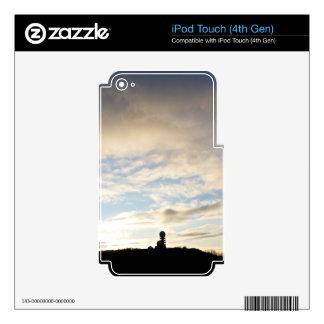 Teufelsberg, BERLIN iPod Touch 4G Decal