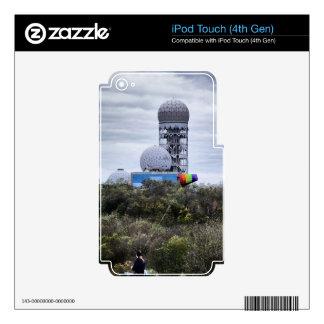 Teufelsberg, BERLIN iPod Touch 4G Skins