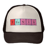 Teunis periodic table name hat