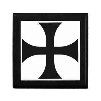 Teutonic Cross #2 Jewelry Box