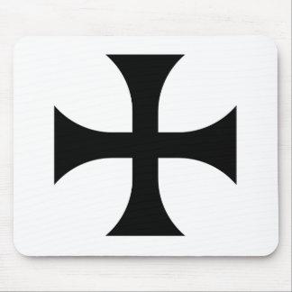 Teutonic Cross #2 Mouse Pad