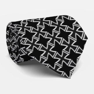 Teutonic cross neck tie