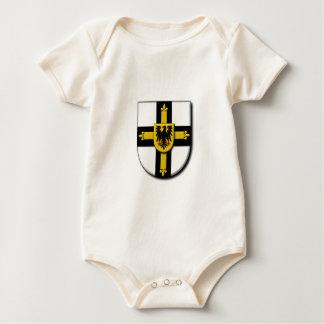 Teutonic Knights Baby Bodysuit