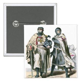 Teutonic Knights Button