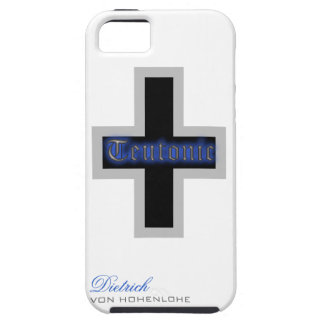 Teutonic Knights Case with your name