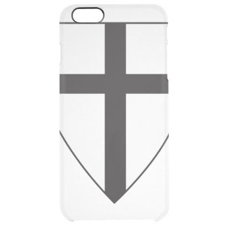 Teutonic Knights Clear iPhone 6 Plus Case